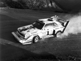 Photos of Audi Sport Quattro S1 Pikes Peak Hill Climb 1986–87