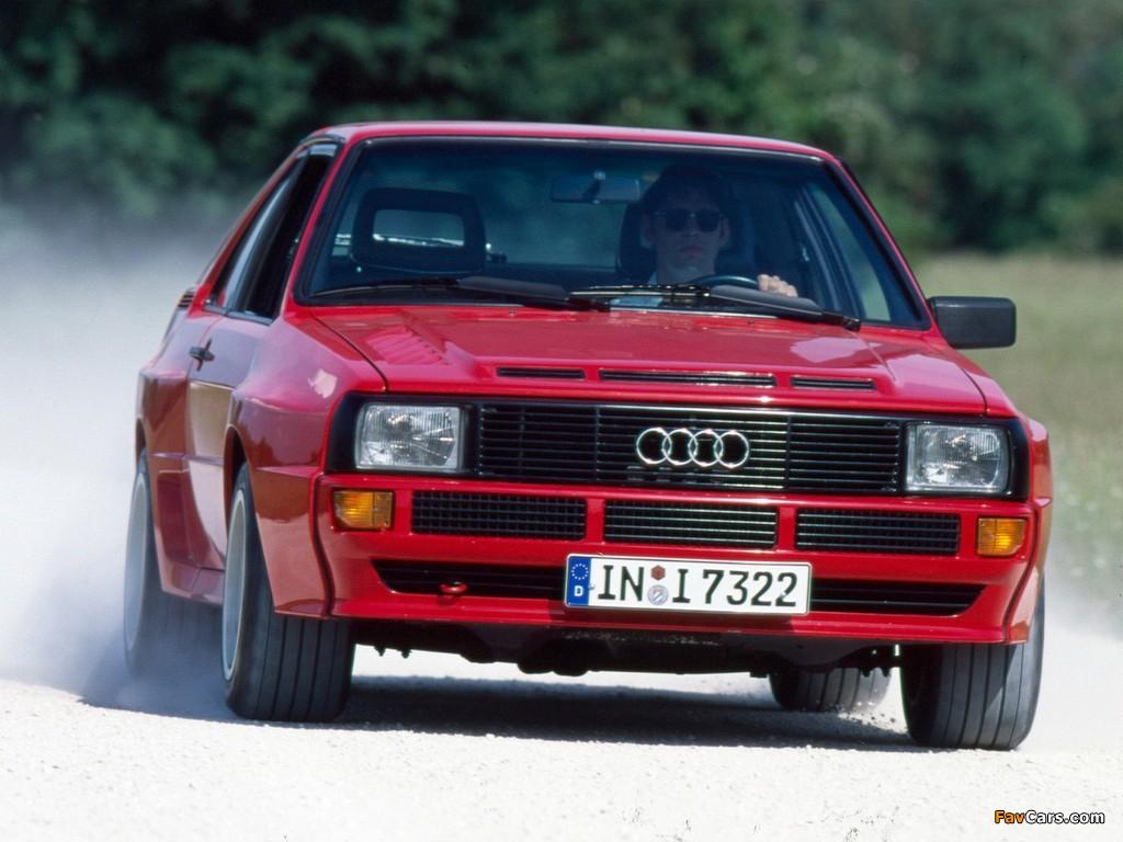 Audi Sport Quattro 1984 86 Wallpapers 1024x768