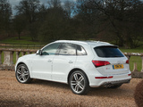 Audi SQ5 TDI UK-spec (8R) 2013 images