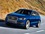 Audi SQ5 TFSI US-spec (8R) 2013 photos
