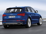 Audi SQ5 TDI (8R) 2013 wallpapers