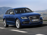 Images of Audi SQ5 TDI (8R) 2013