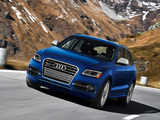 Photos of Audi SQ5 TFSI US-spec (8R) 2013
