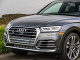 Photos of Audi SQ5 3.0 TFSI 2017