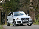 Pictures of Audi SQ5 TDI UK-spec (8R) 2013