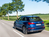 Audi SQ5 3.0 TFSI 2017 wallpapers