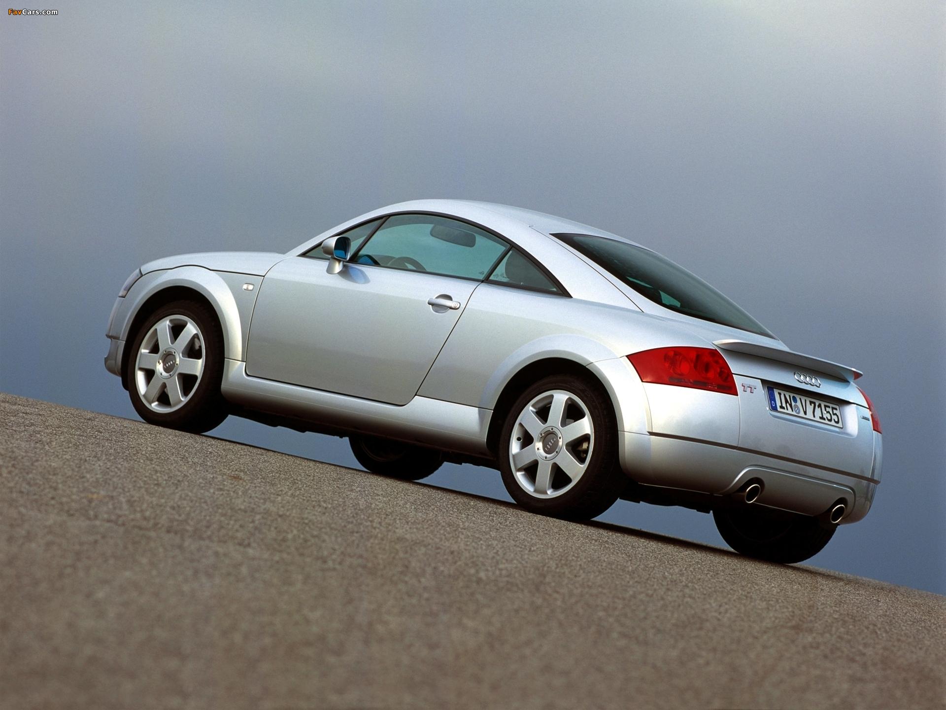 Kelebihan Audi Tt 1998 Top Model Tahun Ini