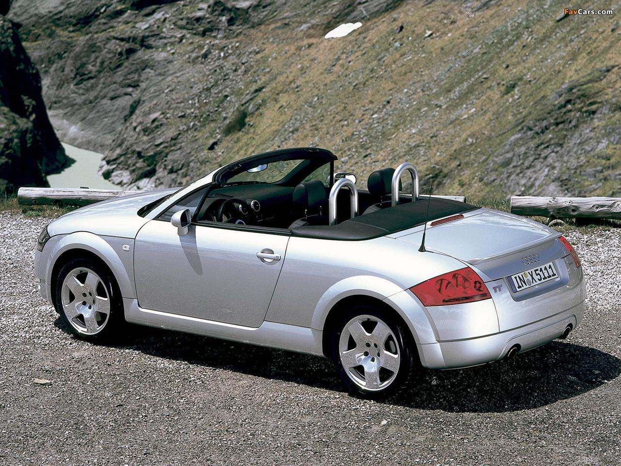 Kelebihan Audi Tt 1999 Harga