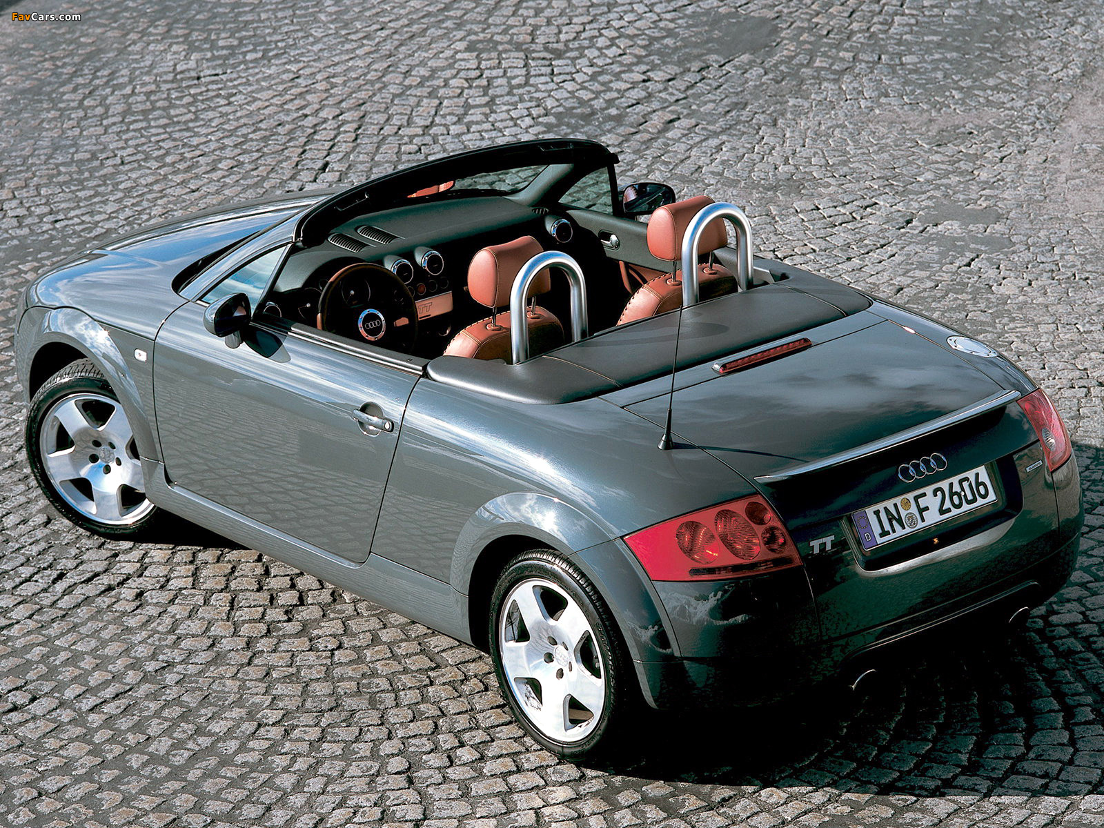 Audi Tt Roadster 8n 1999 2003 Pictures 1600x1200