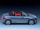 Audi TT S-Line Roadster (8N) 2000–03 images