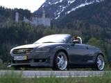 ABT Audi TT Sport Roadster (8N) 2002–06 wallpapers