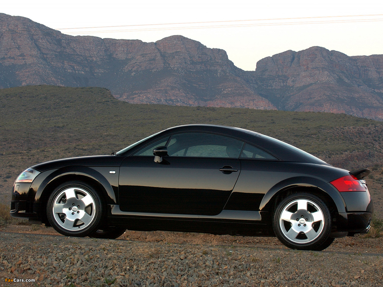 2003 Audi TT Coupe 18 T Quattro 225hp since midyear