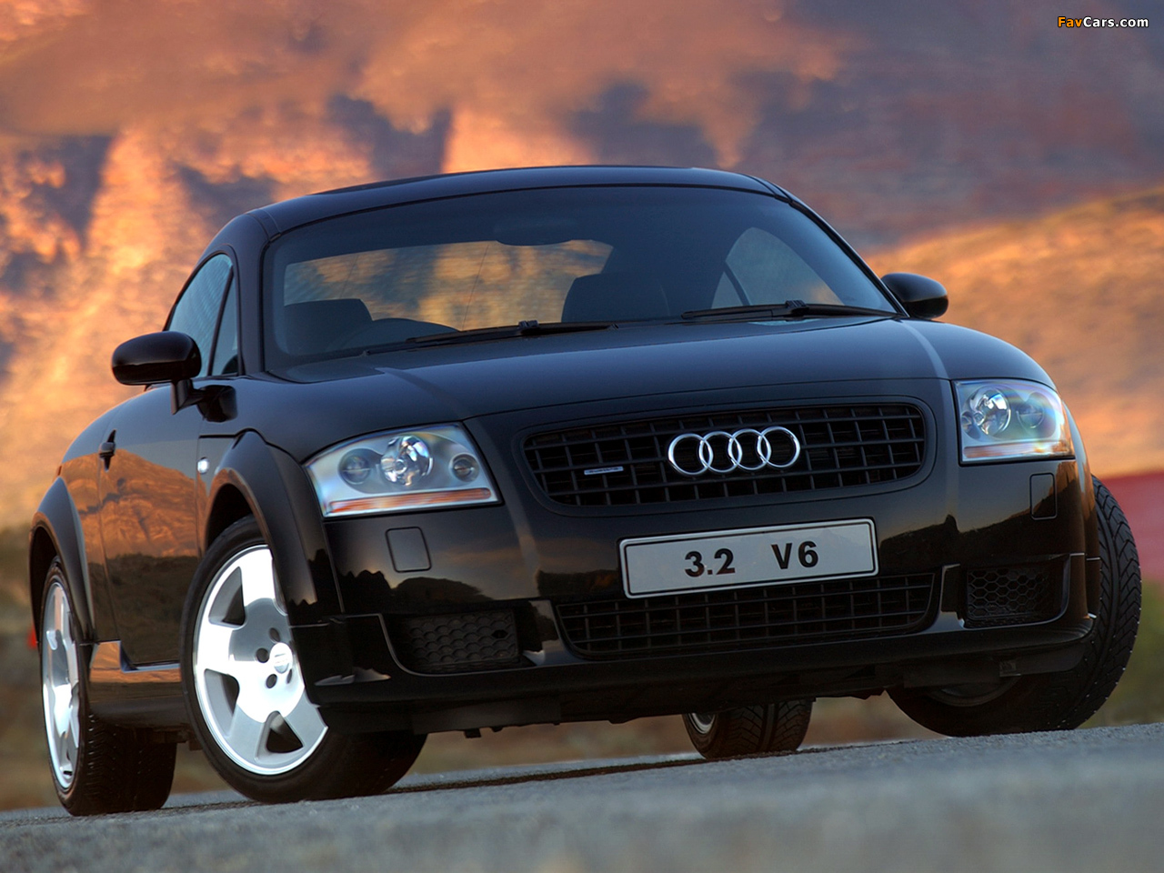audi tt 3 2 quattro coupe za spec 8n 2003 06 wallpapers 1280x960. Black Bedroom Furniture Sets. Home Design Ideas