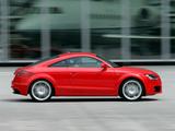 Audi TT Coupe UK-spec (8J) 2006–10 images