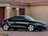 Audi TT Coupe ZA-spec (8J) 2006–10 photos