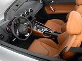 Audi TT Roadster (8J) 2007–10 images