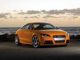 Audi TTS Coupe US-spec (8J) 2008–10 images