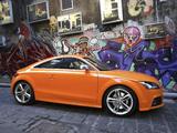 Audi TTS Coupe AU-spec (8J) 2008–10 images