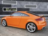 Audi TTS Coupe AU-spec (8J) 2008–10 photos