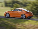 Audi TTS Coupe (8J) 2008–10 pictures