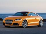 Audi TTS Coupe US-spec (8J) 2008–10 wallpapers