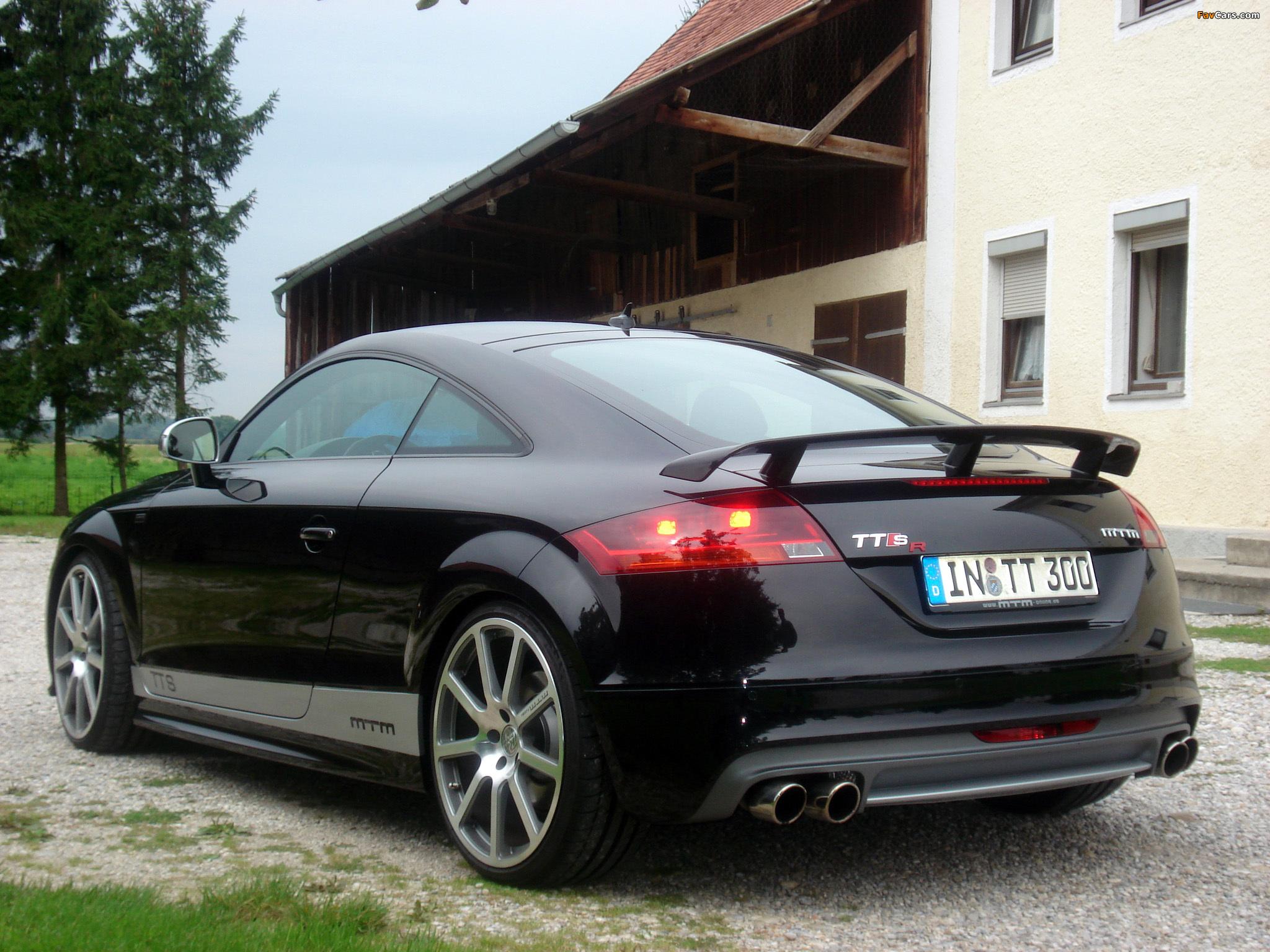 Kekurangan Audi Tts 2008 Perbandingan Harga