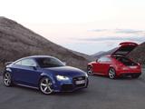 Audi TT RS Coupe AU-spec (8J) 2009 images