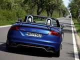 Audi TT RS Roadster (8J) 2009 images