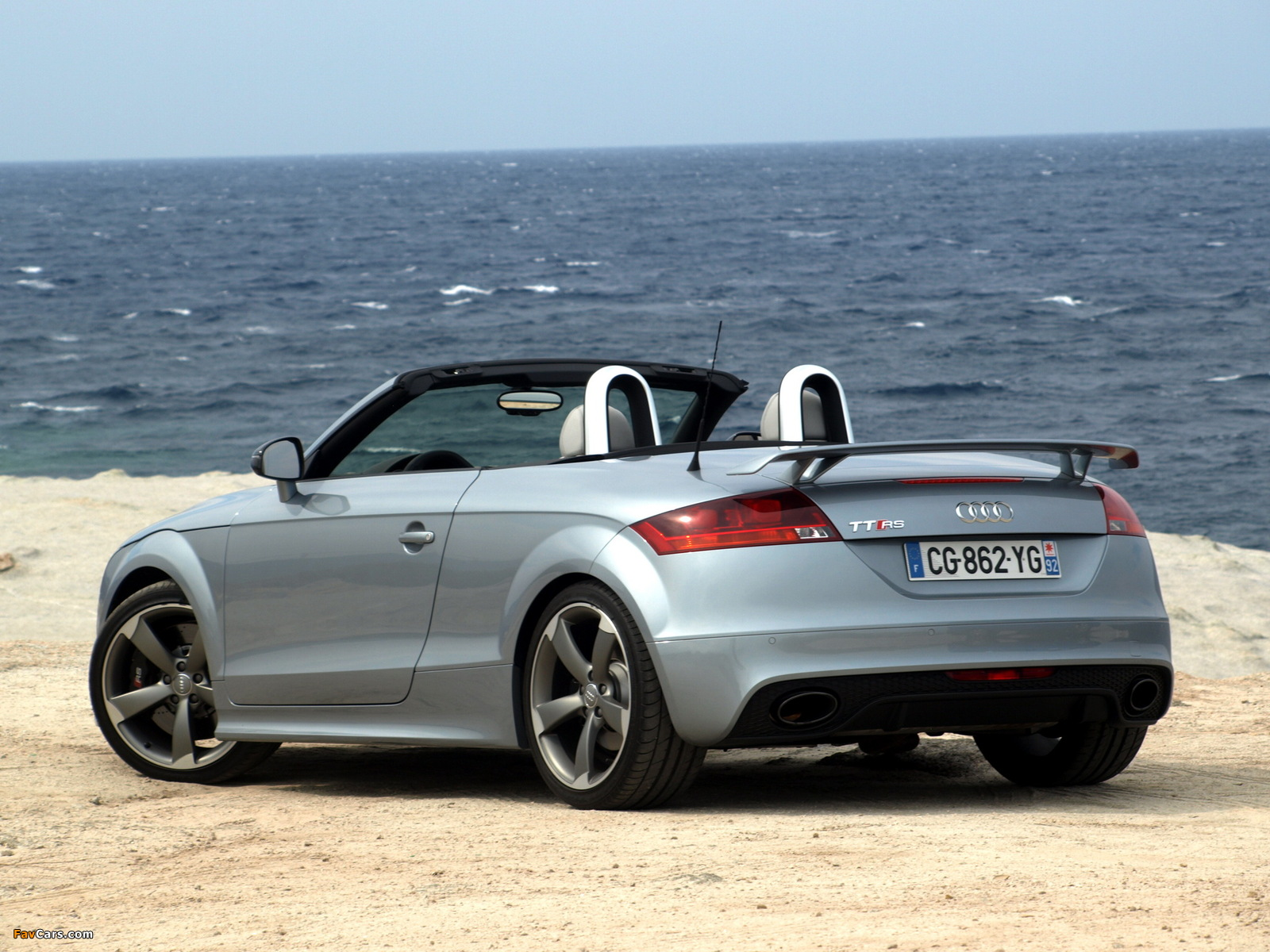Audi Tt Rs Roadster 8j 2009 Pictures 1600x1200