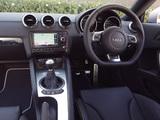 Audi TT RS Coupe AU-spec (8J) 2009 pictures