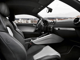 Audi TT 2.0 TDI quattro Coupe (8J) 2010 photos
