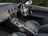 Audi TT 2.0 TFSI quattro Roadster UK-spec (8J) 2010 photos