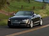 Audi TTS Roadster US-spec (8J) 2010 photos