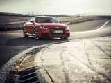 Audi TT RS Coupé (8S) 2016 images