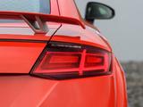 Audi TT RS Coupé UK-spec (8S) 2016 photos