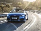 Audi TT RS Roadster (8S) 2016 pictures
