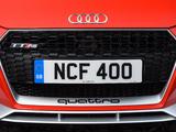 Audi TT RS Coupé UK-spec (8S) 2016 pictures