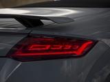 Audi TT RS Roadster (8S) 2016 wallpapers