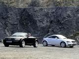 Audi TT pictures