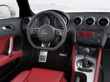 Images of Audi TT 3.2 quattro Coupe (8J) 2006–10