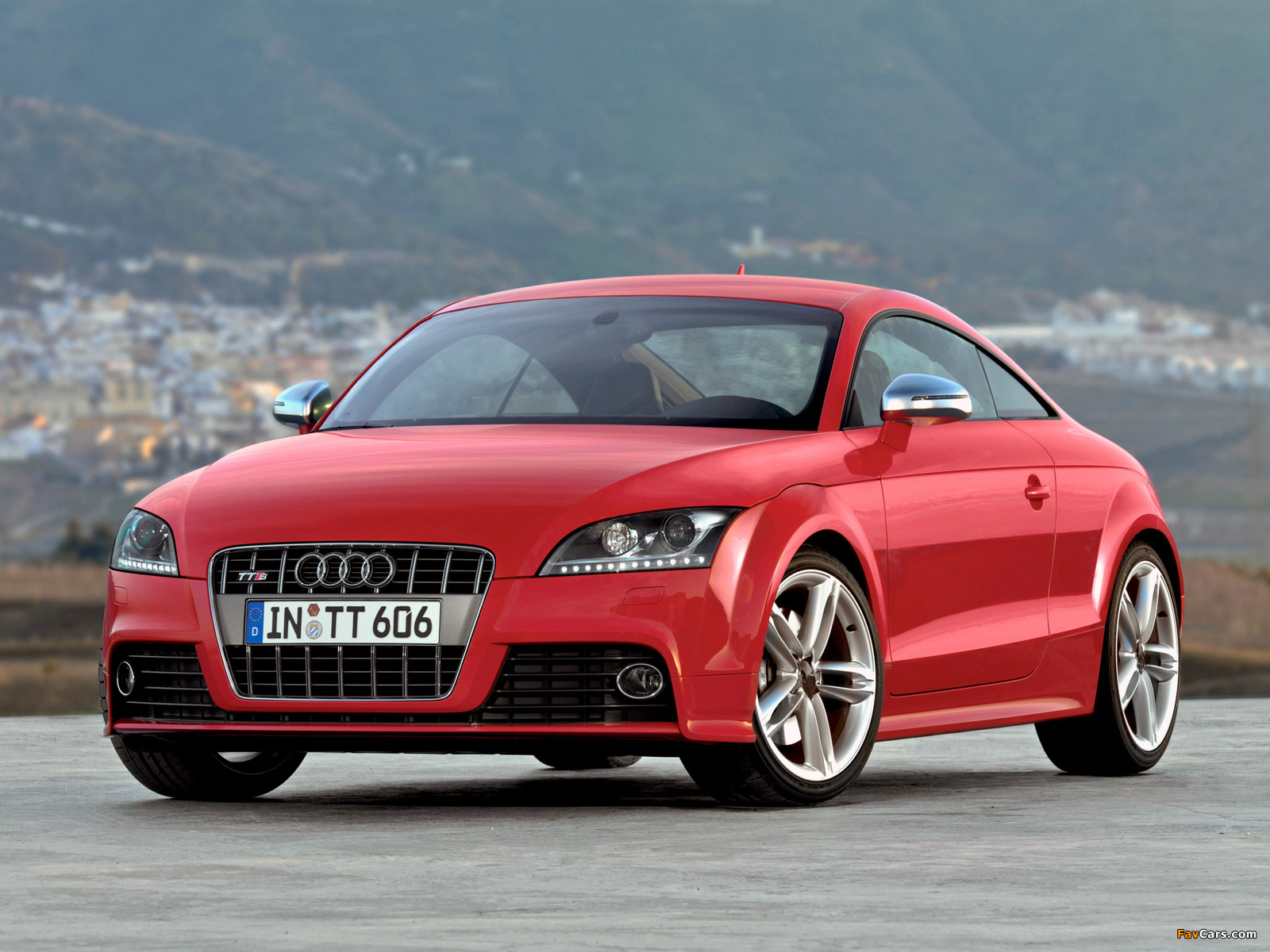 Images Of Audi Tts Coupe 8j 2008 10 1600x1200