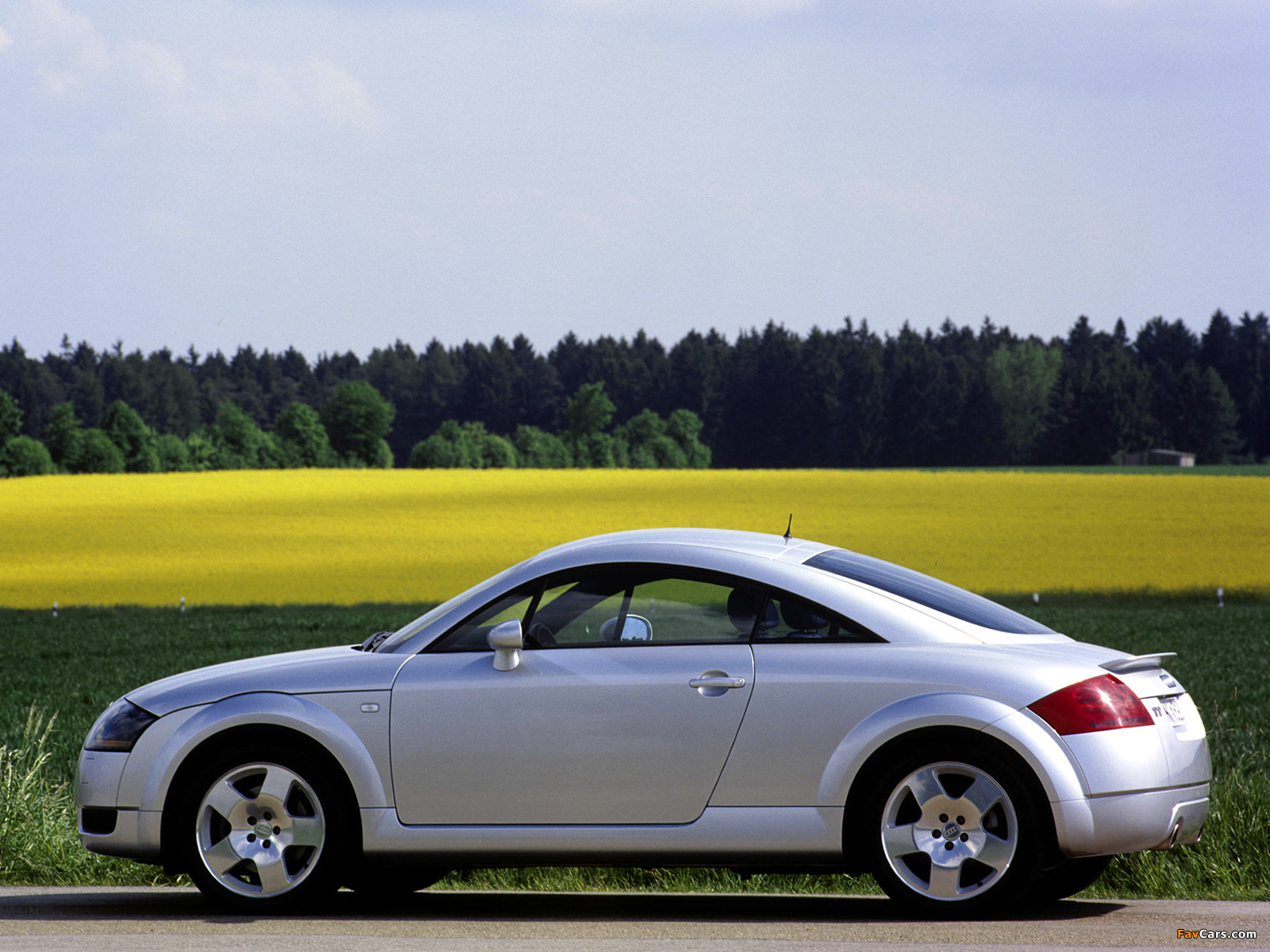 Photos Of Audi Tt Coupe 8n 1998 2003 1600x1200