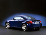 Photos of Audi TT S-Line Coupe (8N) 2000–03