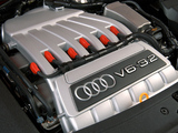 Photos of Audi TT 3.2 quattro Coupe ZA-spec (8N) 2003–06