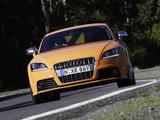 Photos of Audi TTS Coupe AU-spec (8J) 2008–10