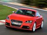 Photos of Audi TTS Coupe (8J) 2008–10