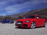 Photos of Audi TT RS Coupe AU-spec (8J) 2009