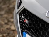 Photos of Audi TT RS Roadster UK-spec (8S) 2016