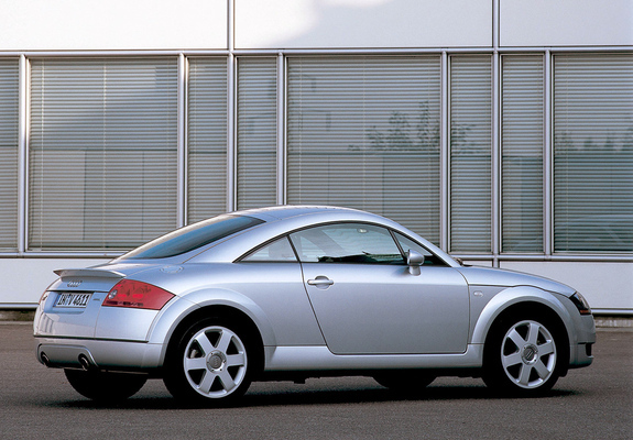 pictures of audi tt coupe 8n 1998 2003. Black Bedroom Furniture Sets. Home Design Ideas