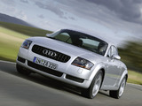 Pictures of Audi TT Coupe (8N) 1998–2003